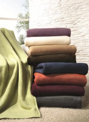 wolldecke decke tagesdecke baumwolle dralon kuscheldecke ebay. Black Bedroom Furniture Sets. Home Design Ideas