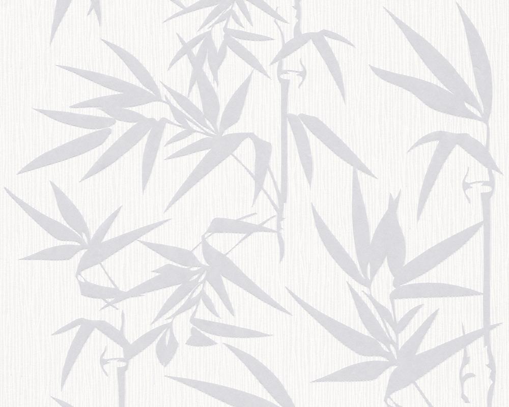 jette joop 2 tapete vlies 2936 19 293619 bambus weiss gras ebay. Black Bedroom Furniture Sets. Home Design Ideas