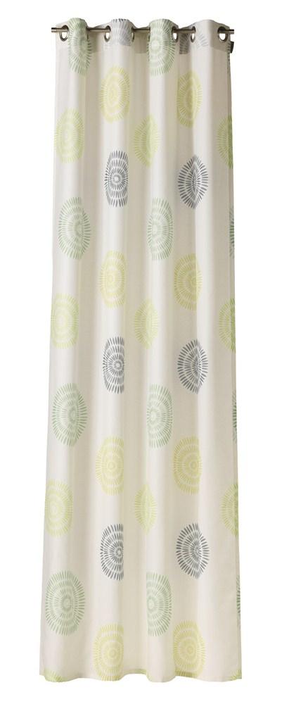 senschal fertigschal gardine vorhang 130x245 cm sch ner wohnen ebay. Black Bedroom Furniture Sets. Home Design Ideas