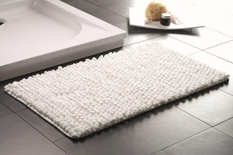 badematte badteppich schlaufenteppich paper neuheit ebay. Black Bedroom Furniture Sets. Home Design Ideas