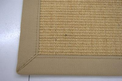 sisal teppich bord renteppich 100 sisal naturfaser chablis natur ebay. Black Bedroom Furniture Sets. Home Design Ideas