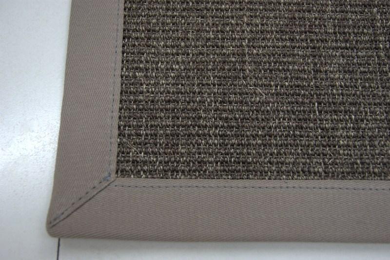 sisal teppich bord renteppich 100 sisal naturfaser braun. Black Bedroom Furniture Sets. Home Design Ideas
