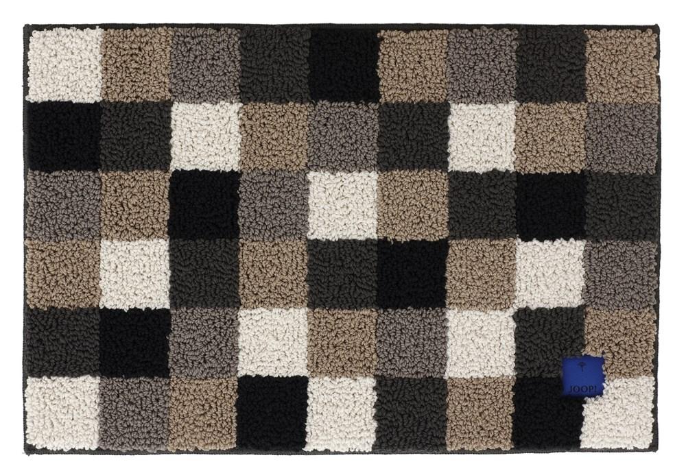 joop badematte plaza squares badteppich ebay. Black Bedroom Furniture Sets. Home Design Ideas