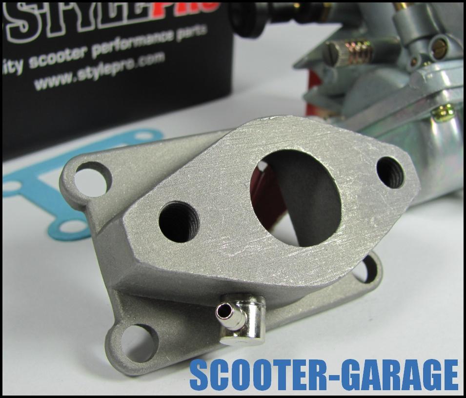 Vergaser ansaugstutzen 20mm vm20 stylepro yamaha for Garage yamaha scooter