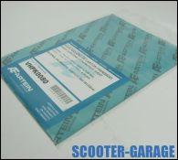 DICHTUNGSPAPIER DICK 0,8mm | 14 x 19,5cm >> ROLLER / MOTORRAD / QUAD || NEU