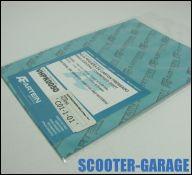 DICHTUNGSPAPIER DICK 0,5mm | 14 x 19,5cm >> ROLLER / MOTORRAD / QUAD || NEU