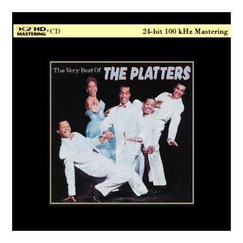 Universal The Very Best Of The Platters Cd K2 Hd Neu