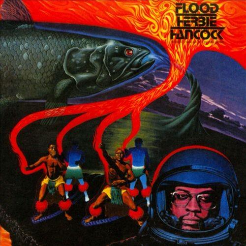 Sony Herbie Hancock Flood 180g 2lps Neu