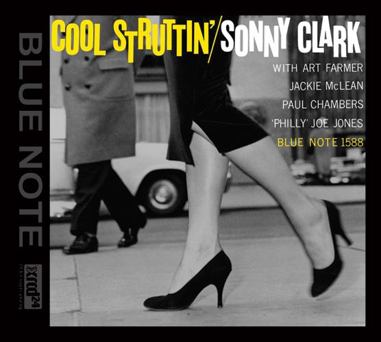 Audio Wave Sonny Clark Cool Struttin Cd Xrcd Neu Ebay