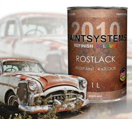 effect special rust effect paint car paint effect paint 1 litre bottle. Black Bedroom Furniture Sets. Home Design Ideas