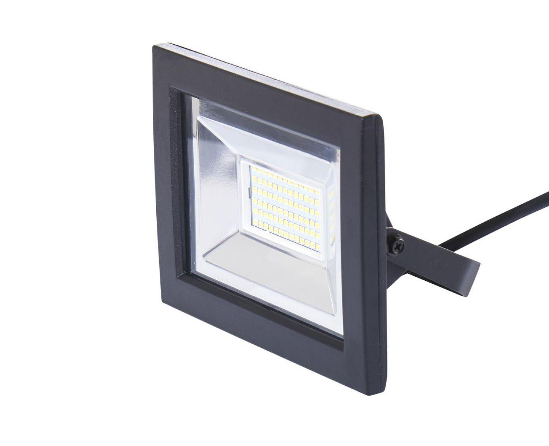 northpoint pro line led strahler flutlicht 30w 3000 lumen ebay. Black Bedroom Furniture Sets. Home Design Ideas