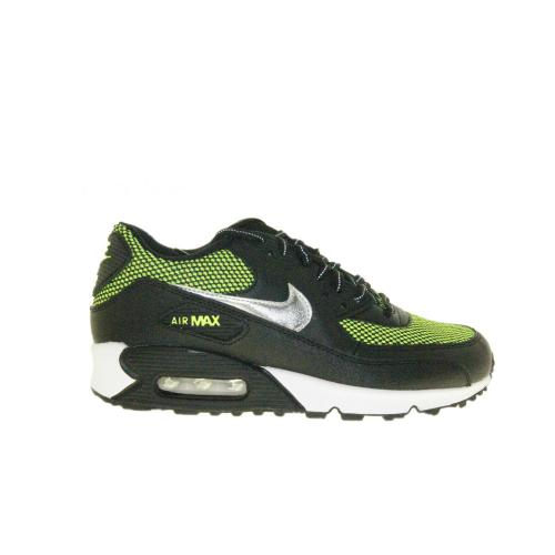 Nike-Air-Max-90-Shoes-001-Sneaker-Trainers-Black-White-Size-UK-2-6