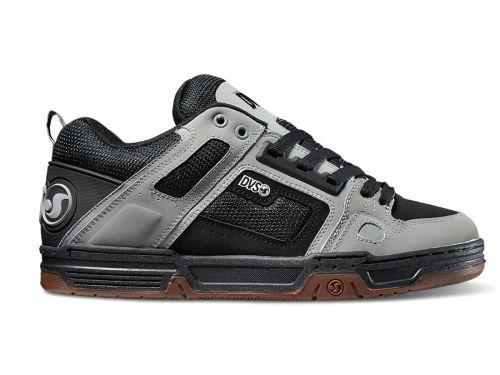 Tg Ebay Scarpe 42 5 48 Nero Skateboard Grigio Pelle Comanche Dvs 1w4xgqYO 358d3c05113