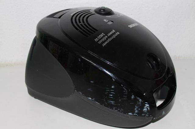 siemens vs06g2410 bodenstaubsauger synchropower power edition 2400 watt 2 ebay. Black Bedroom Furniture Sets. Home Design Ideas