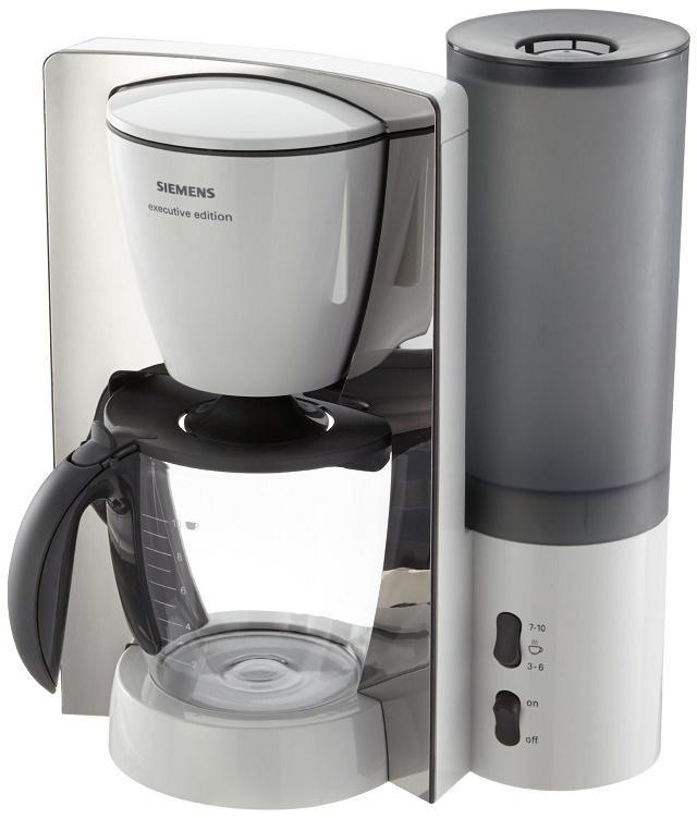 siemens tc63201 kaffeemaschine executive edition wei. Black Bedroom Furniture Sets. Home Design Ideas