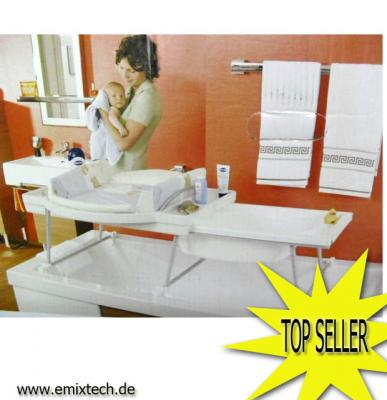 geuther aqualino bade wickel kombination in ovp ebay. Black Bedroom Furniture Sets. Home Design Ideas