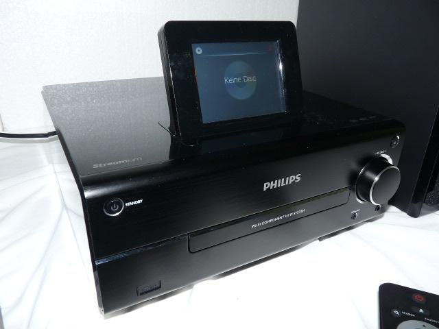 philips mci730 wireless wi fi micro stereoanlage mp3 usb internetradio. Black Bedroom Furniture Sets. Home Design Ideas