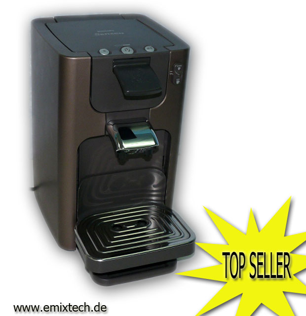 philips hd7862 20 kaffeepadmaschine senseo quadrante mocca ebay. Black Bedroom Furniture Sets. Home Design Ideas