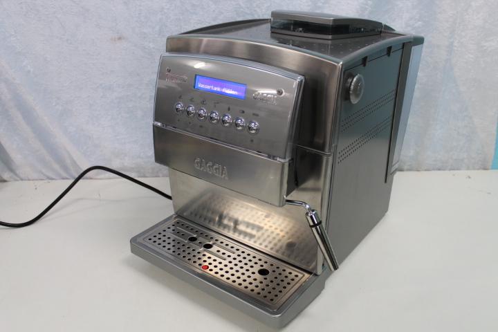 gaggia titanium ri9701 01 espressoautomat kaffevollautomat ebay. Black Bedroom Furniture Sets. Home Design Ideas