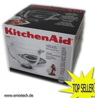 kitchenaid glassch ssel 4 83 liter 5kgb ebay. Black Bedroom Furniture Sets. Home Design Ideas