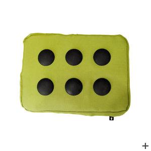 bosign surfpillow hitech laptop kissen limegreen schwar ebay. Black Bedroom Furniture Sets. Home Design Ideas