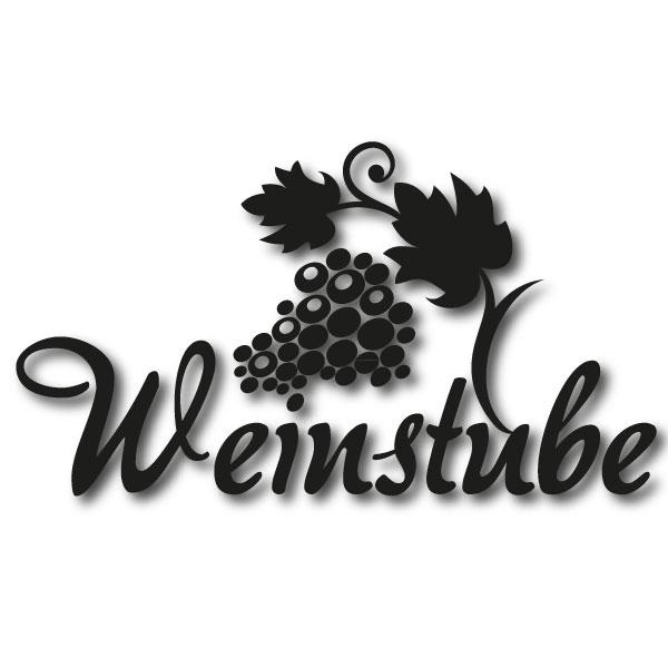 Weinstube Wandtattoo Küche Esszimmer Aufkleber