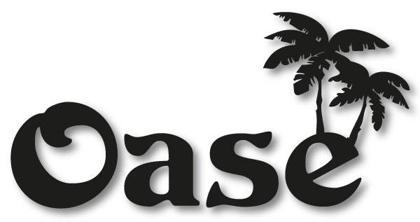 Wellness schriftzug  Oase** Schriftzug Türaufkleber Bad Sauna Wellness Palmen Motiv | eBay