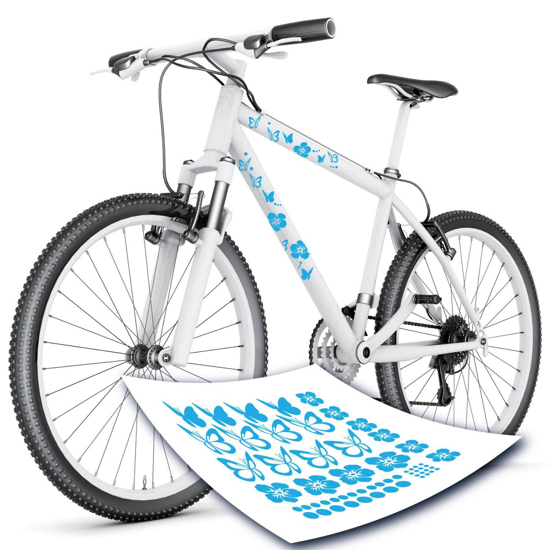 Fahrrad Folienaufkleber