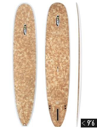 Surfboard Nsp Longboard 9 6 Coco Mat Wellenreiter