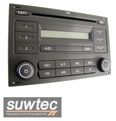 vw radio rcd mp3 200 rcd200 cd autoradio polo lupo sharan. Black Bedroom Furniture Sets. Home Design Ideas