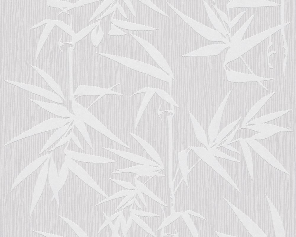 jette joop ii 2014 2936 33 tapete floral blumen bambus grau creme wei 2 09 m. Black Bedroom Furniture Sets. Home Design Ideas