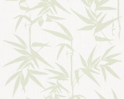 Jette Joop Ii 2936 26 Tapete Floral Blumen Bambus Vlies Creme Grun