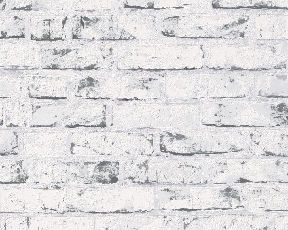 a s tapeten new england 9078 37 neu vlies stein optik. Black Bedroom Furniture Sets. Home Design Ideas