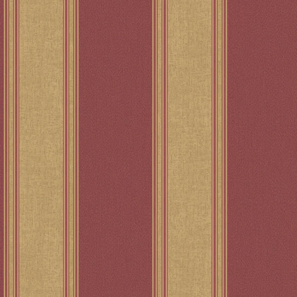 Grandeco tapeten trendy classics tc 56208 papier neu for Tapete rot gestreift