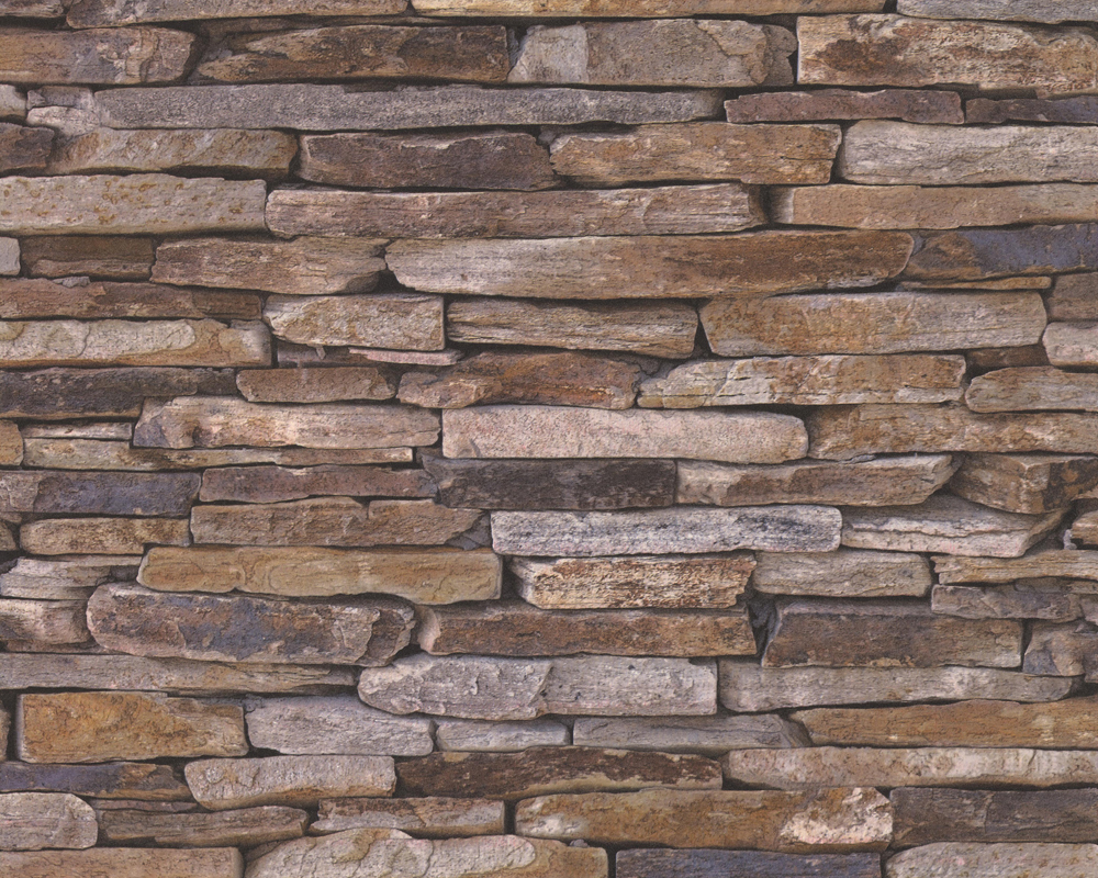 a s tapeten wood 39 n stone 9142 17 vlies neu stein optik. Black Bedroom Furniture Sets. Home Design Ideas