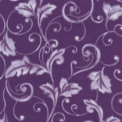 intense 2014 02260 60 tapete barock ornamente lila metallic vlies neu. Black Bedroom Furniture Sets. Home Design Ideas
