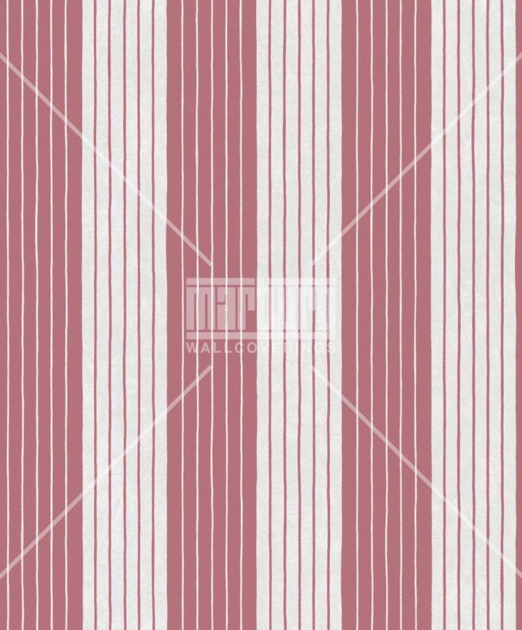 scandinavian vintage 51611 marburg tapete vlies neu streifen gestreift rot wei ebay. Black Bedroom Furniture Sets. Home Design Ideas