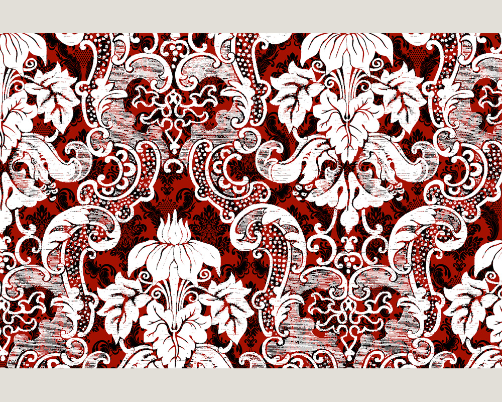 Wallpaper 0340 31 foto tapete neu vlies barock ornamente - Barock wallpaper ...