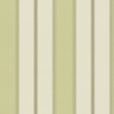trianon 513158 tapete vlies streifen gestreift creme gr n braun silber 2 19 m ebay. Black Bedroom Furniture Sets. Home Design Ideas