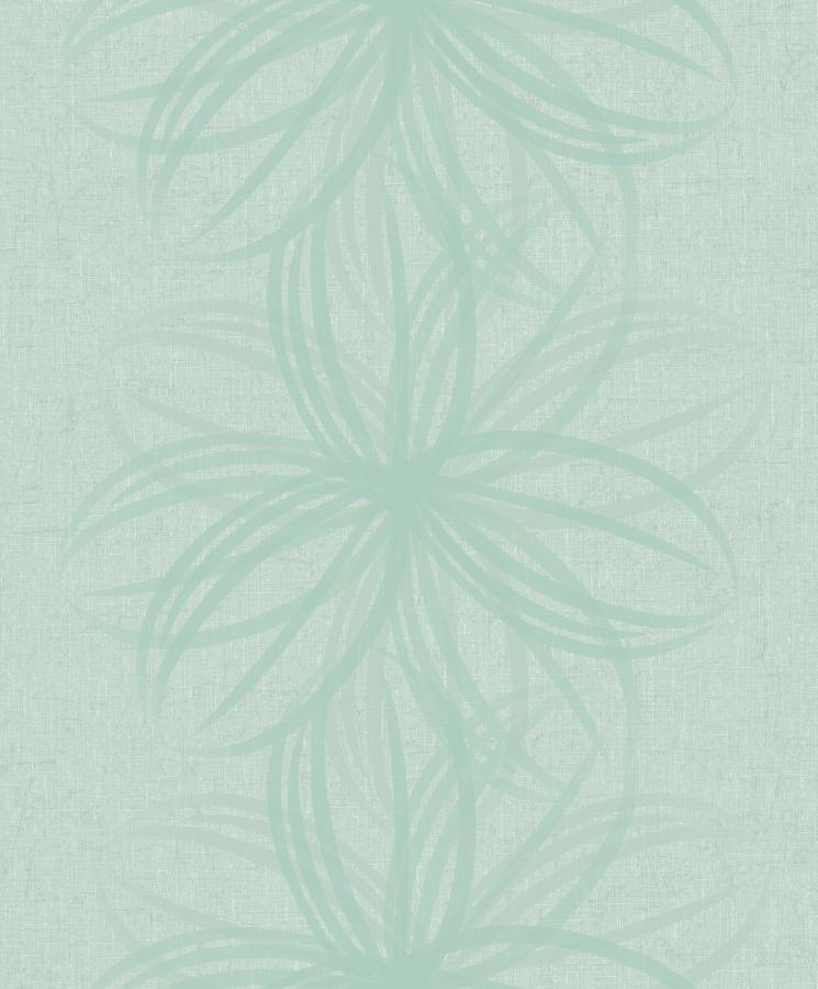 hidden richness 227354 tapete vlies blume floral mint gr n gl nzend 2 89 m ebay. Black Bedroom Furniture Sets. Home Design Ideas