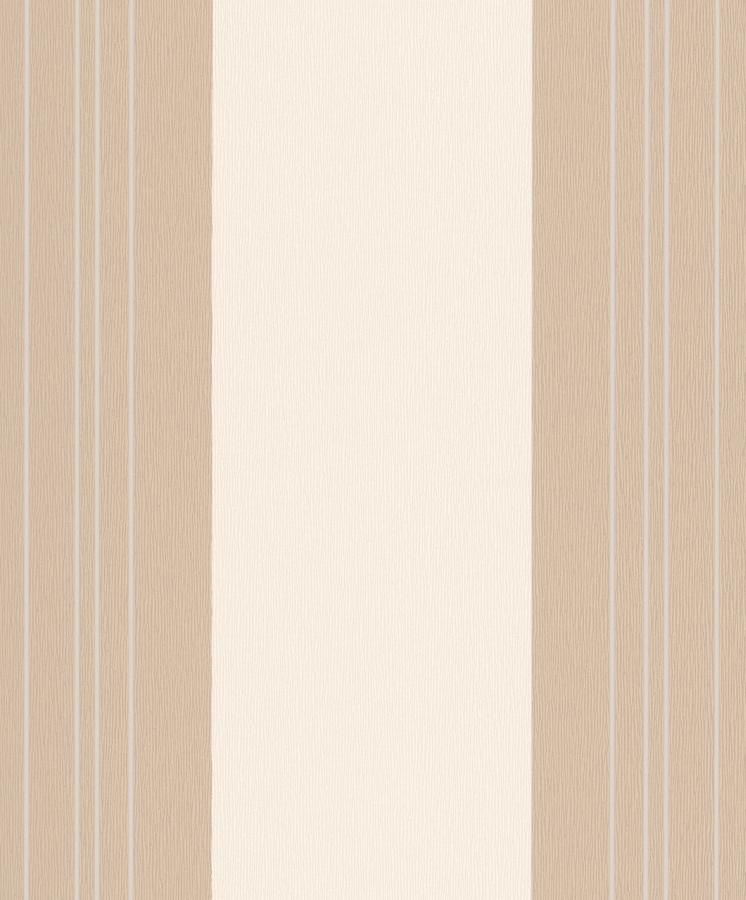 Tapete Beige Braun Gestreift : 2015 723823 Tapete Vlies Streifen gestreift creme beige braun eBay