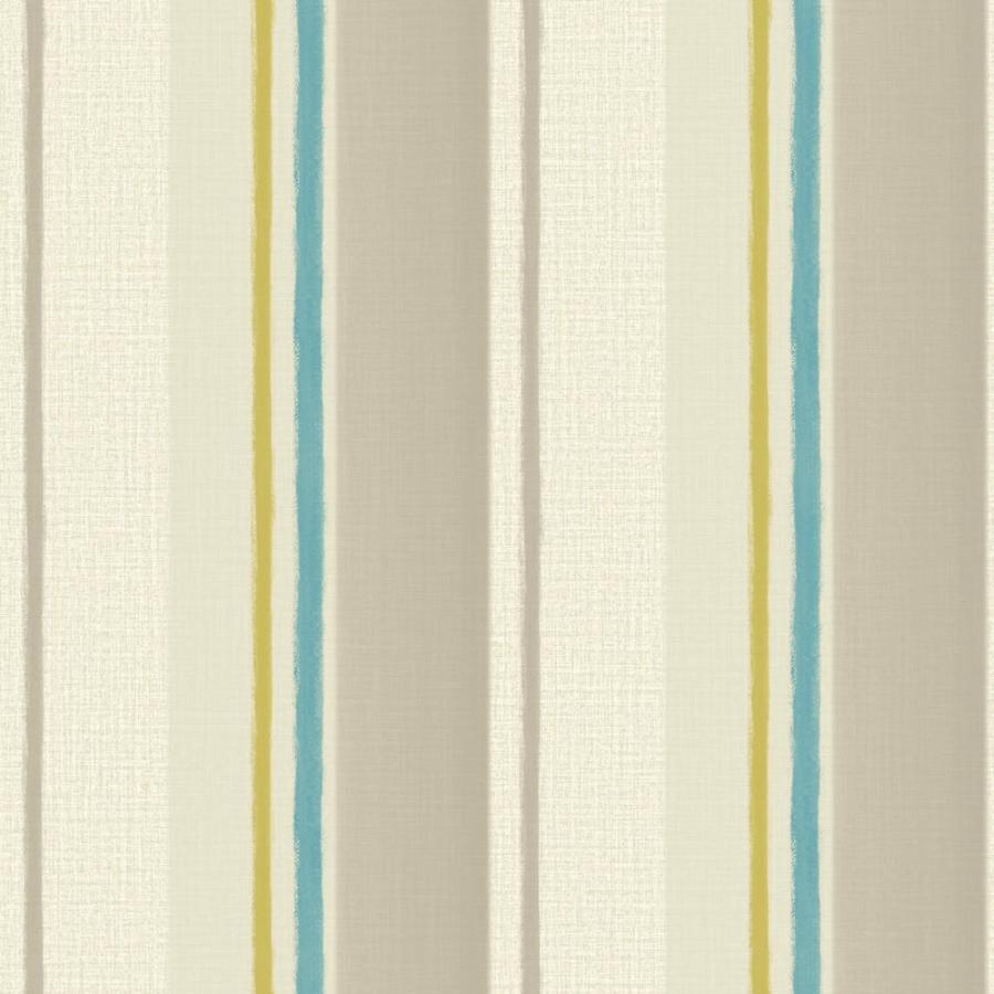 bc 81203 tapete vlies streifen gelb t rkis petrol grau beige braun 2 59 m ebay. Black Bedroom Furniture Sets. Home Design Ideas