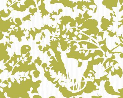 Kinderzimmer Tapete Grun tapeten kinderzimmer 1313 24 Kinder Kinderzimmer Tapete Wald Tiere Grun