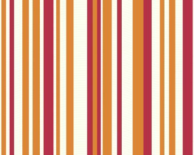 1386 37 tapete streifen rot orange wei vlies ebay. Black Bedroom Furniture Sets. Home Design Ideas