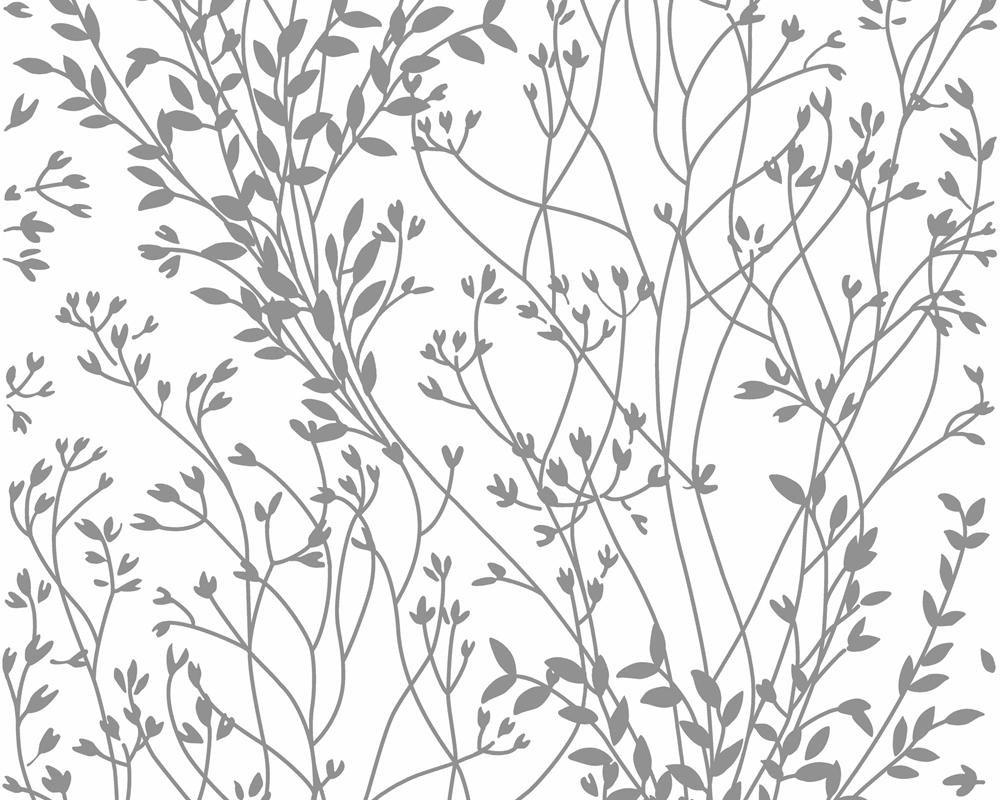 Muster Tapete Um Fenster Kleben : Sch?ner Wohnen 2 -1514-45 Tapete Vlies Florales Blume gebl?mt