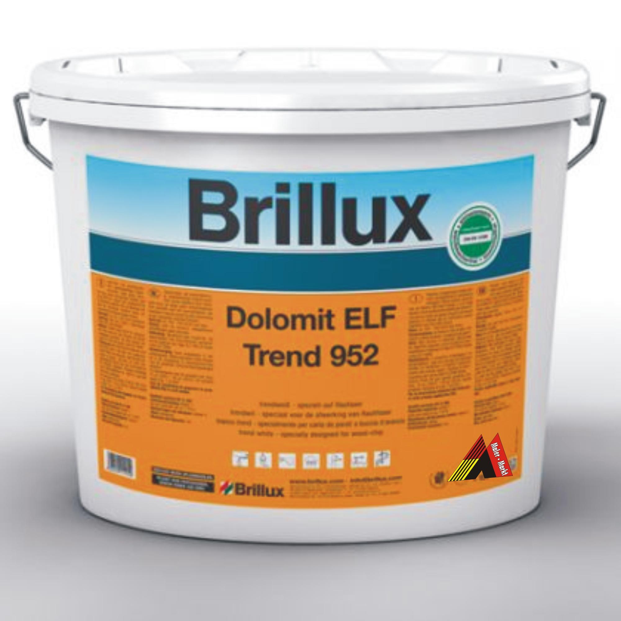 brillux dolomit elf trend 952 15 liter euro pro. Black Bedroom Furniture Sets. Home Design Ideas