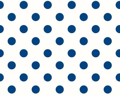 2252 45 tapete vlies retro blau wei punkte ebay. Black Bedroom Furniture Sets. Home Design Ideas