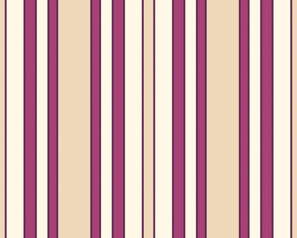 Tapeten Gestreift Esprit : Esprit Home 6-2201-27 Tapete Vlies Streifen gestreift Pink Beige Creme