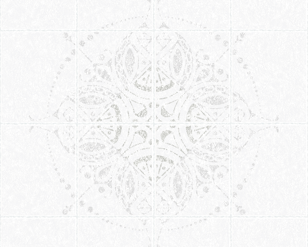 esprit home 6 2213 22 tapete vlies ornament fliesen. Black Bedroom Furniture Sets. Home Design Ideas