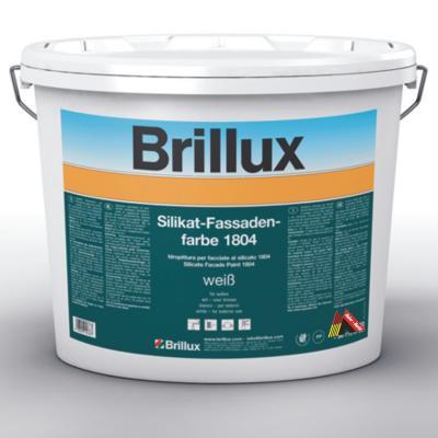 brillux silikat fassadenfarbe 1804 5 liter neu ebay. Black Bedroom Furniture Sets. Home Design Ideas